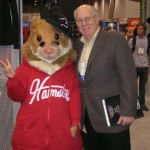 I even got to meet the KIA Hamster at SEMA. Never did catch his name though.