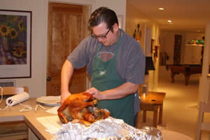 Patrick & The 2012 Turkey