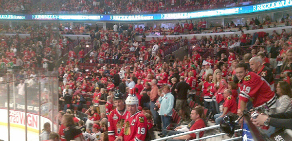 Nothing like the Madhouse on Madison.